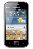 "SMARTPHONE SAMSUNG GALAXY ACE DUOS GT S6802 3.5"" 3 GB DUAL SIM WIFI 5 MP ANDROID REFURBISHED NERO"
