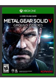 VIDEOGAME / GIOCO XBOX ONE METAL GEAR SOLID V GROUND ZEROES REFURBISHED KONAMY