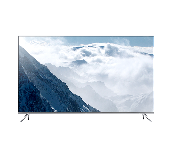 "TV 55"" SAMSUNG UE55KS7000 LED SERIE 7 SUHD 4K SMART WIFI 2100 PQI HDMI USB SILVER CLASSE A+"