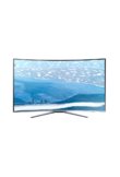 "TV 55"" SAMSUNG UE55KU6500 LED SERIE 6 CURVO 4K ULTRA HD SMART WIFI 1600 PQI HDMI USB SILVER"