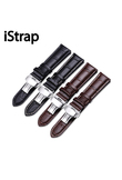 iStrap12 -17mm 18mm 19mm 20mm 21mm 22mm Genuine Leather Alligator Watch Band Strap for Tissot for Casio Diesel for Watchband