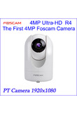 2018 Newest Foscam R4 1440P 4MP Ultra-HD Wireless P2P Security Surveillance Camera With 26 Feet of Night Vision WIFI IP Camera