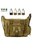A4 large capacity bag Nylon waterproof man bag messenger bags big shoulder bag for Ipad ,14 inch laptop A3191
