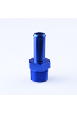 6AN AN4 6 8 10 12-AN Straight THREAD SWIVEL OIL/FUEL/GAS LINE HOSE END MALE FITTING ADAPTOR JDM NPT Male to Hose Barb Fittings