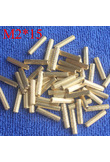 M2*15 1Pcs Brass Spacer Standoff 15mm Female To Female Standoffs column cylindrical High Quality 1 piece sale