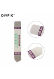 DIYFIX Stainless Steel Blade Soft Thin Pry Spudger Cell Phone Tablet Screen Battery Opening Tools for iPhone iPad Samsung Opener