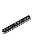 3D Metal Limited Edition Auto Car Sticker Badge Decal Motorcycle Stickers Chrome Emblem for Suzuki Honda Kawasaki HARLEY YAMAHA