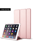 New Design Ultra Slim Lightweight Case For iPad Air Smart Magnetic Design Cover For iPad5