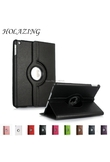 360 Degree Rotation Case For iPad Mini 4 PU Leather Stand Cover For iPad Mini4 With Smart Auto On/Off Funda Coque