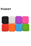 SHOOT Colorful Soft Silicone Protector Cover Lens Cap for GoPro Hero 6 5 Black Camera For Go pro 6 5 Action Camera Accessories