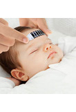 1 Pcs Forehead Head Strip Thermometer Fever Body Baby Child Kid Adult Check Test Temperature Monitoring Safe Non-Toxic 35-40 C