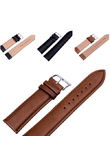 Unisex Fashion Faux Leather Universal Watch Strap Band Replacement Wristband