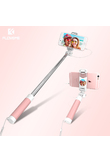 FLOVEME Mini Selfie Stick with Button Wired Handle Extensible Monopod Universal For iPhone 7 6 5 Android Samsung Xiaomi Sticks