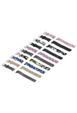 10 Colors Watch Strap Watch Band Luxury Silicone Watchband for Samsung Gear S2 Band SM-R720 Men Women
