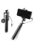 Extendable Folding Wired Self Selfie Stick Monopod For Samsung Galaxy S5 Note3 for iphone 6 5S Perche Selfies Selfiepod