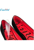 Ouneed Happy Home 1Pair Fashion Silicone Gel Heel Cushion protector Shoe Insert Pad Insole
