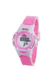 High Qualit Boys Girls Watch Students Time Electronic Digital Wrist Sport Watch Child Pink Kids Watches Saat Fast Shipping Feida