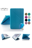 YRSKV - TPU Smart sleep/wake Case Cover For Apple iPad mini 4 ,Ultra Slim Designer Tablet PU Leather Cover For A1550`A1538 case