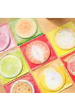 1 PCS Kawaii Fruit Memo Pad Note Cute Sticky Paper Scrapbooking Sticker Post It Note Creative Korean Stationery BLT18