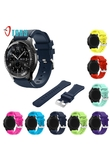 2017 NEW OTOKY Fabulous Fashion Sports Silicone Bracelet Strap Band For Samsung Gear S3 Frontier dropping #2535 B
