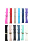 Sports Silicone Wrist Strap for Samsung Galaxy Gear S2 Band SM-R720 Replacement Watchband Bracelet