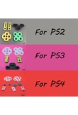 1 set For Sony PS2 PS3 PS4 Controller D-Pad Silicon Conductive Rubber Pads for Playstation 4 3 2