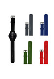 Luxury Silicone Watch Band Strap For Samsung Galaxy Gear S2 Classic SM-R732 Watchband Straps Correa Dignity JU04