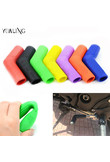 Universal Motorcycle Gear Shift Lever Rubber Sock Gear Shifter Boot Shoe Shift Case Protectors Covers Moto Replacement Patrs