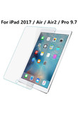 Screen Protector for Apple iPad 2018 2017 Air Air 2 9.7 / 5 6 iPad5 iPad6 A1893 9.7 inch Tablet Tempered Glass Protective Film