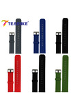 TEAROKE 20mm Silicone Strap for Samsung Galaxy Gear S2 Classic R732 Watchband Sport Watch Replacement Bracelet Band SM-R732