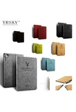 Case for Apple iPad mini 4 YRSKV high quality Smart sleep wake Retro Deer Pattern PU Leather Tablet Cover Case For Apple iPad