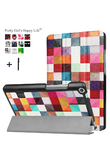 For Huawei MediaPad T3 7.0 BG2-W09 Stand Flip Leather Capa For Huawei T3 7.0'' Tablet Cover Print Protective Fundas+Stylus