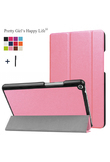 For Huawei MediaPad T3 8.0 Case Flip Cover for Huawei MediaPad T3 8.0'' Tablet 3 Fold Stand Leather Fundas Shell+Stylus