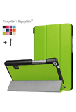 For Huawei MediaPad T3 7.0 BG2-W09 Case Flip Cover For Huawei T3 7.0 inch Tablet 3 Fold Stand Leather Fundas Shell+Stylus