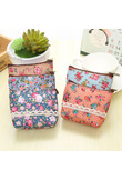Fashion Flower Girls Small Mini Change Bags Women Coin Wallet and Purse Bag Pouch Case Key Pouch Children Kids Gifts