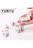 1 Pair Funny Sex Dice Sexy Romance Love Humour Gambling Adult Games English Craps Sex Toys for Couples