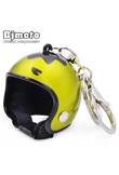 BJMOTO Cool Car Motorcycle Helmet Keychain Key Chains Mini Motorcycle Pendant Key ring For Harley sportster dyna softail touring