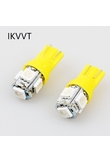T10 LED W5W 5050 5SMD Car marker light reading dome Lamp 192 168 194 W5W 2825 158 Door Parking Bulb Light 12V car-styling