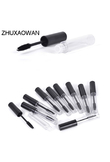 1pc Pop Empty Black Eyelash Tube Mascara Cream Vial/Container 10mL Fashionable