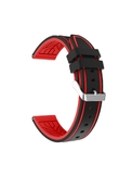 New Arrive Bands Strap Fashion Sports Silicone Bracelet Strap Band For Samsung Gear S3 Frontier AG-1