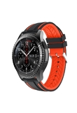 New Arrive Bands Strap Fashion Sports Silicone Bracelet Strap Band For Samsung Gear S3 Frontier AG-8