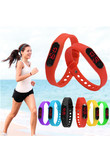 Delicate Sports Watches Digital Rubber LED Womens Mens Date Sports Bracelet Digital Wrist Watch DROP SHIPPING J18W30HY