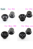 2pcs Black Controller Analog Thumbsticks Thumb Stick for Playstation 4 PS3 Xbox one Xbox 360 Controller Thumbstick Cover
