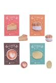 Creative Afternoon Tea Memo Pad Paper Sticker Puffs/Cake/Coffee/Potato Chips Memo Pad Sticky Note Post It Kawaii Stationery