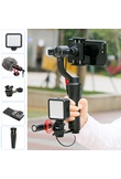 Zhiyun Smooth 4 Handheld Gimbal Stabilizer Object Tracking Focus Pull for iPhone X 8 Samsung Gopro 6 SJCAM PK DJI Osmo mobile 2