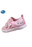 Disney frozen Children pink Casual Shoes girls 2108 elsa and Anna princess No shoelace pu sports shoes Europe size 25-36