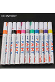 Waterproof Car Paint Pen Scratch Repair Pen Remover Painting Paint Marker Pen Car Tyre Tire Tread Rubber