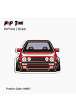 A0601 Car model Onboard Various series fashion Mixed stickers kids Home decor on laptop decal fridge skateboard cut doodle toy
