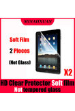 2Pcs Clear Screen Protector Protective Soft Film (NOT Glass) For Huawei Mediapad T3 10 9.6 Inch AGS-L09 AGS-L03 AGS-W09 Tablet