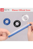 3PCS/Pack Silicone Delay Time Penis Ring Cock Rings Adult Products Male Sex Toy Flexible Stay Donuts Cock Rings Party Gift